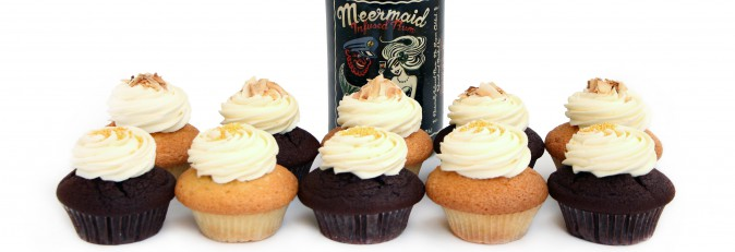 MEERMAID RUM CUPCAKE SET A