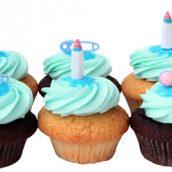 Cupcake boy theme