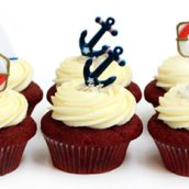 Hey Sailor Cupcakes