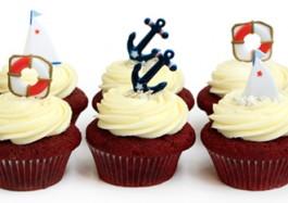 Hey Sailor Cupcakes