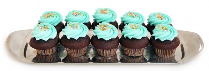 Birthday Cake Minis