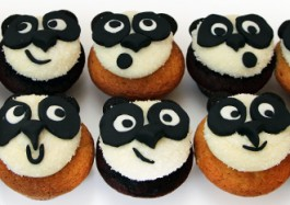 Panda set of 10